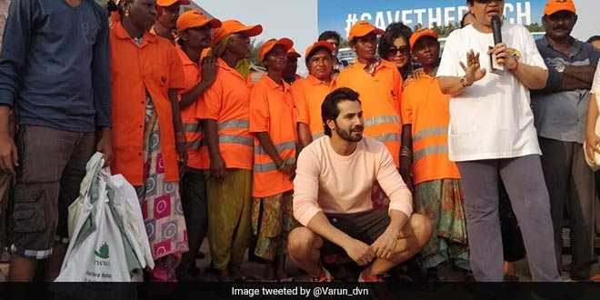 It Is High Time We Start Taking Care Of Mother Nature, Says Actor Varun Dhawan