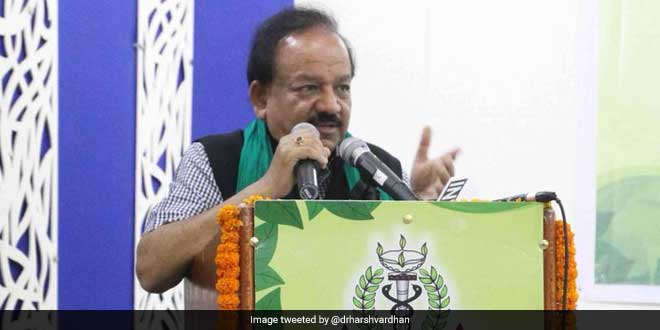 Green Good Deeds: Follow The Footsteps Of Pulse Polio Campaign Success, Appeals Union Environment Minister Harsh Vardhan To Doctors On World Environment Day