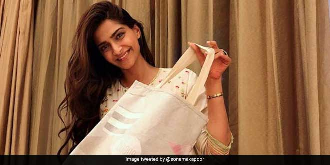 Plastic Is Choking Our Oceans, Animals And Planet, Says Actor Sonam Kapoor With An Appeal To Beat Plastic Pollution