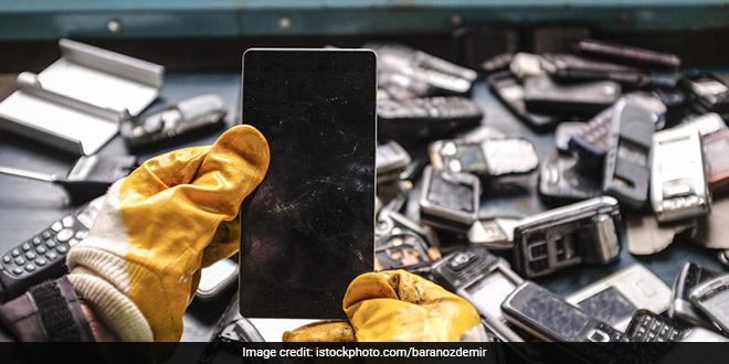 Old Laptops, Phones Can Make You Money - Rajasthan Government To Buy E-Waste For Recycling Purposes