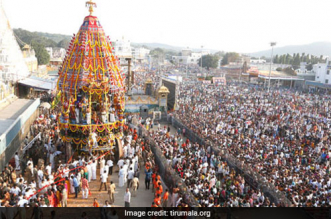 Andhra Pradesh's Iconic Tirupati Temple Sets A 'Green' Record, Soon To Use Electric Cars