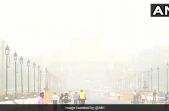 Delhi Air Pollution: As Capital Chokes In Dust, Construction Activities Are Halted