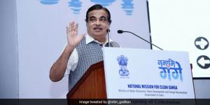 Ganga Can't Be Clean Unless Its Tributaries Like Yamuna Are Clean: Nitin Gadkari