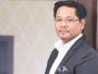 Plastic Pollution: Meghalaya chief minister Conrad Sangma stops using plastic