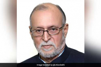 Local Bodies Should Take Initiatives On Priority Basis To Combat Pollution: LG Anil Baijal