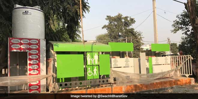 Mohali Yet To Become ODF Due To No Public Toilets In Eight Markets