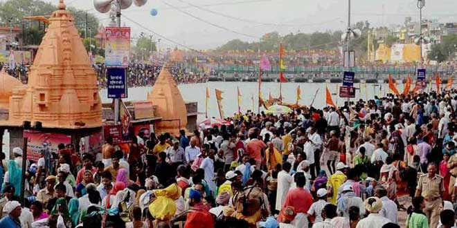 The Ardh Kumbh Mela will be held between January and March 2019