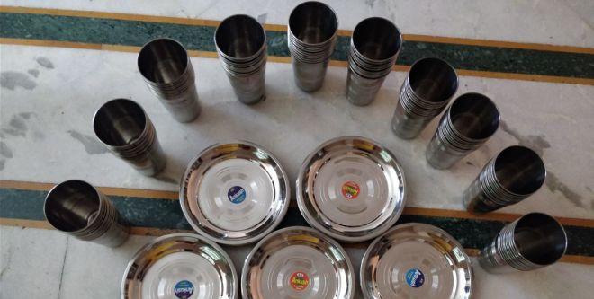 'I Believe In Doing My Bit': Gurugram Woman Starts A 'Steel Crockery Bank' To Reduce Plastic Menace