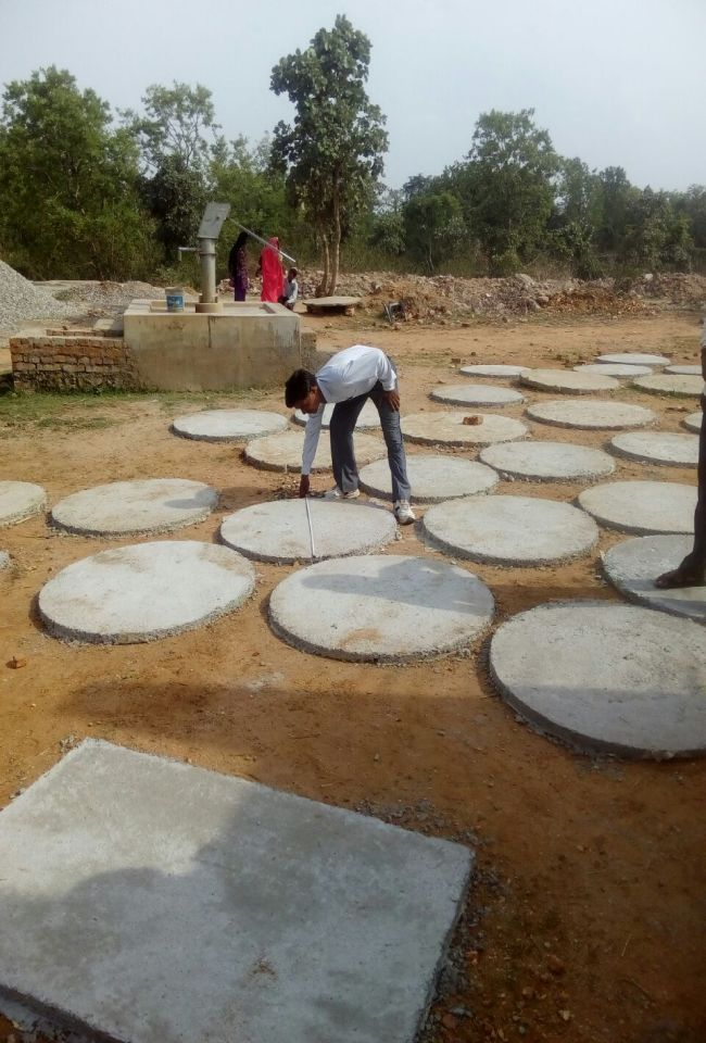 A Monsoon Initiative To Go ODF: Sonbhadra In Uttar Pradesh Constructs 50,000 Twin Pit Toilets In A Month