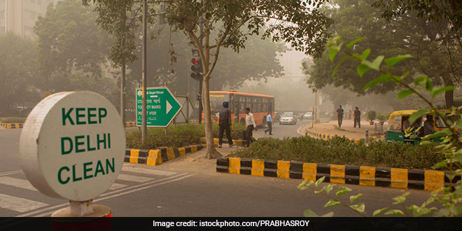 Air Pollution: Delhi to prevent dust storms by planting native trees