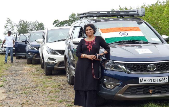 A 50-Year-Old Woman From Coimbatore To Take Up A Solo-Journey Across India To Spread Swachh Bharat Message