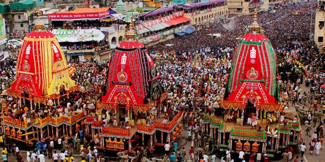 Centre Urges Odisha To Spread The Clean India Message During Rath Yatra