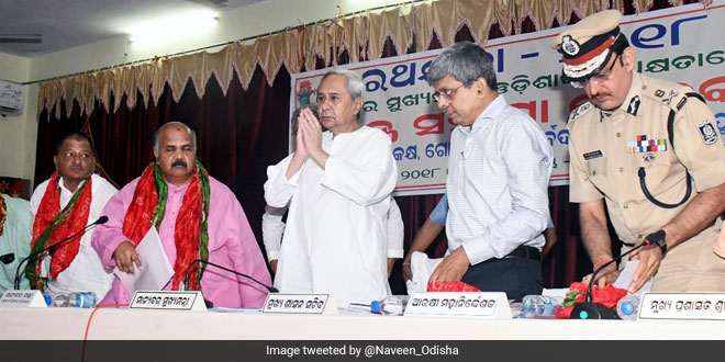 Odisha's Chief Minister Naveen Patnaik Announces Plastic Ban In The State From Gandhi Jayanti