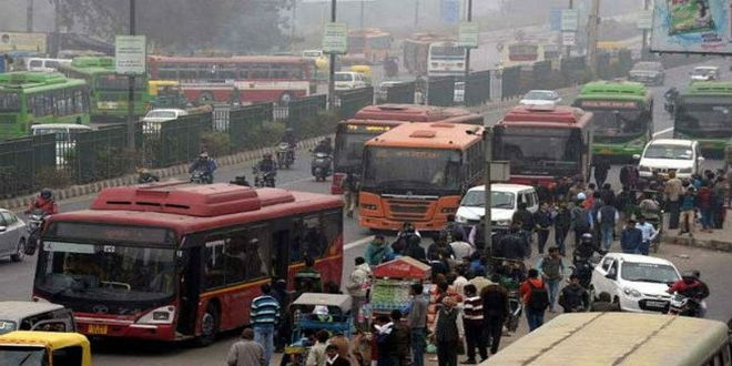 Delhi Air Pollution: Introducing A Fleet Of 1,000 Electric Buses Likely To Improve Air Quality