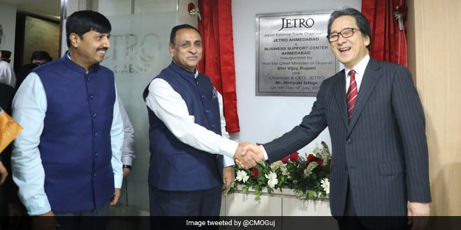 Japan offers assistance to India, offering help with waste management