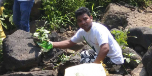 Meet 31-Year-Old Warrior Who Has Initiated One-Of-A-Kind Waterfall Clean-Up In Maharashtra