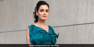 Dia Mirza Shares A List Of Plastic Items To Give Up On Seeing A Video Of A River Of Plastic In Pristine Himalayas