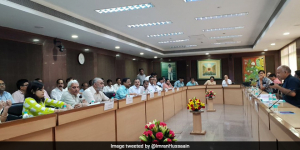 Delhi's 'Green Budget' Is On Track, Says Deputy CM Manish Sisodia