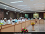 The first review meeting of Delhi's Green Budget was held by Deputy CM Manish Sisodia and Environment Minister Imran Hussain