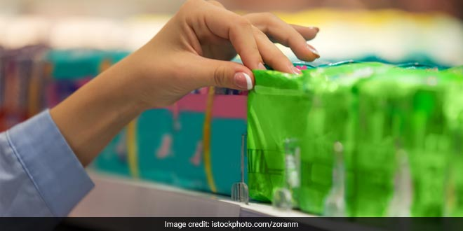 Congratulations Women! Sanitary Napkins Now Exempted From GST
