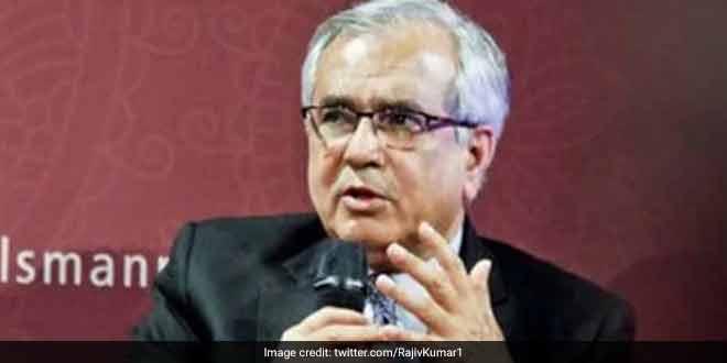 NITI Aayog Vice-Chairman Rajiv Kumar said talks ongoing with Water Ministry to set up Yamuna cleaning authority