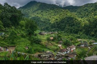 Arunachal Pradesh Chief Minister Pema Khandu Launches Swachh Survekshan Grameen 2018