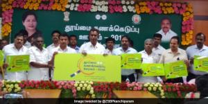 Rural Tamil Nadu Is Headed Towards Becoming ODF, Confident Of Performing Well In Swachh Survekshan Grameen