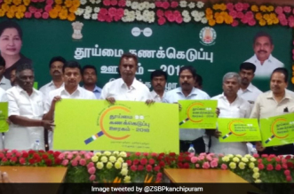 Only two districts in Tamil Nadu remain to go open defecation free