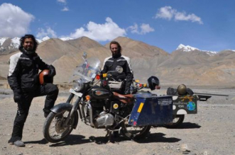 India To Scotland: Biker Duo's Record-Breaking Journey To Teach People How To Use Waste Effectively In Their Lives
