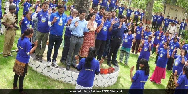 bihar-sitamarhi-hand-washing-campaign
