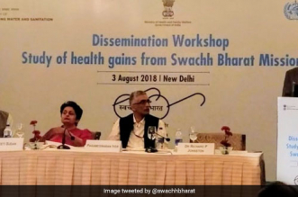 The rural wing of the Swachh Bharat Abhiyan could help prevent more than 3 lakh deaths