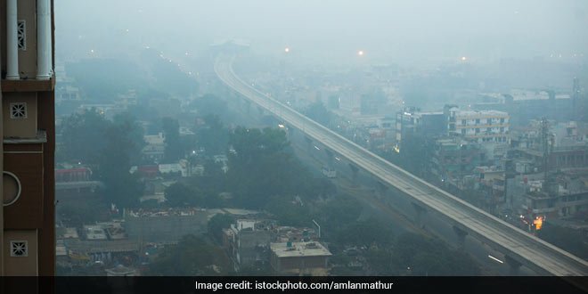 No improvement in Delhi air pollution due to continued stubble burning