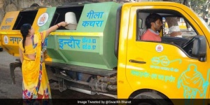 A Step Ahead From The Rest: Indore Uses Smart Watches And GPS-Enabled Vehicles To Maintain Its Cleanest City Title