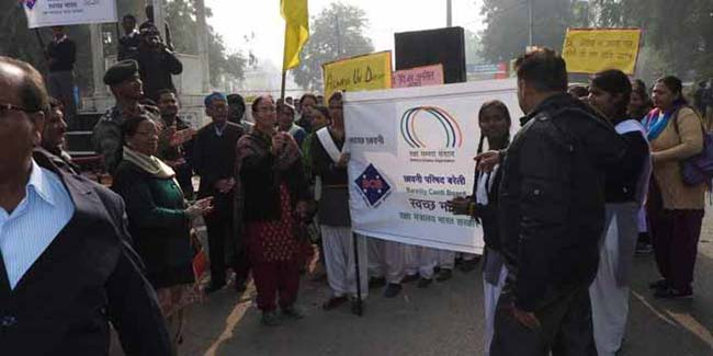 In Bareilly, a 'Roko-Toko' campaign sensitises people against open defecation