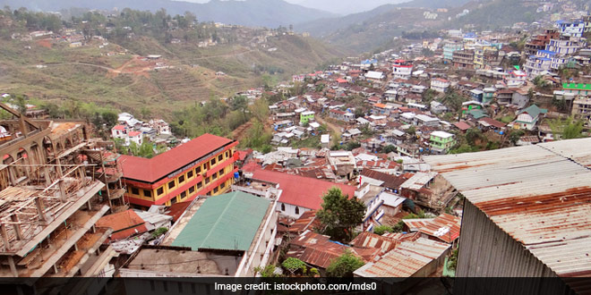 Urban Manipur was declared open defecation free on August 10