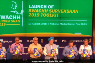 Union Ministry Launches Swachh Survekshan 2019, Survey Toolkit, ODF+ And ODF++ Protocol, Swachh Manch