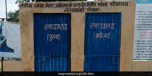 After A Slow Start, Not One, Two But Three Districts In Bihar Are Now Open Defecation Free