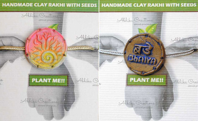 Make A Green Choice This Raksha Bandhan, Opt For Rakhis That Turn Into Plants