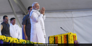 Praising Swachh Bharat Abhiyan, PM Modi Says Moving Towards An ODF Status Is India's Biggest Health Achievement