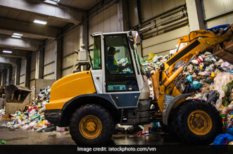 Each of the 23 cities will reduce the waste sent to landfill by 50 per cent