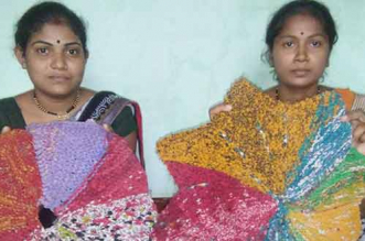 From Old Sarees To Doormats: Here Is How This Duo From Aurangabad Is Upcycling Old Clothes