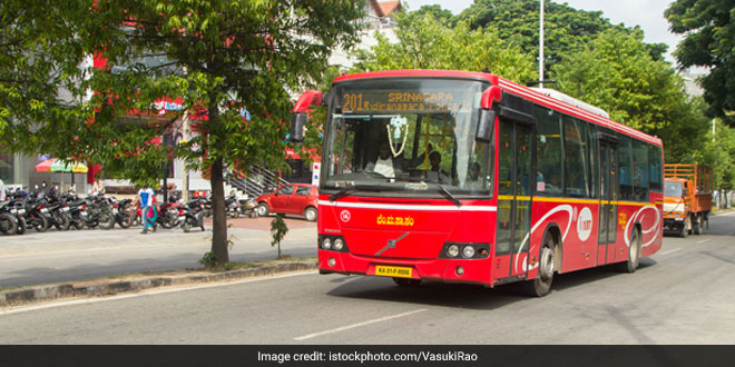 Battery-driven electric buses will reduce air pollution and cost of transportation in Bengaluru