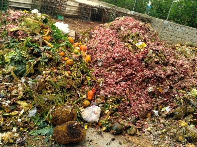 Visakhapatnam's Sole Landfill To Breathe Easy As City Starts Composting 200 Tonnes Of Kitchen Waste Daily
