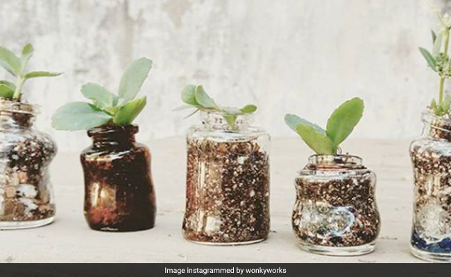 From Old Glass Bottles To Things Of Daily Use: This Woman From Gujarat Is Upcycling Waste With A Quirk