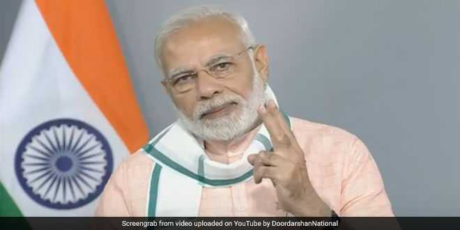 PM Modi Launches Swachhata Hi Seva Movement, Says The Contribution Of India's 'Nari Shakti' In The Swachh Bharat Mission Is Immense