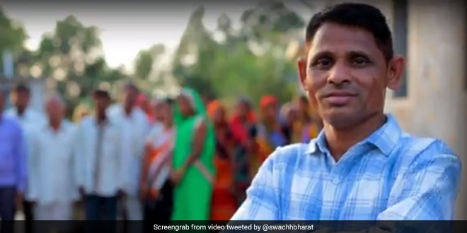 A Farmer In Rajasthan Builds 780 Toilets In 35 Days To Make His Village Open Defecation Free