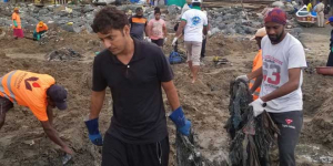 PM Narendra Modi Hails Versova Beach Warrior Afroz Shah For His Dedication Towards Swachh Bharat Mission
