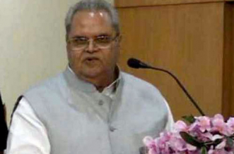Swachhata Hi Seva: Jammu And Kashmir Declared Open Defecation Free By Governor Satya Pal Malik