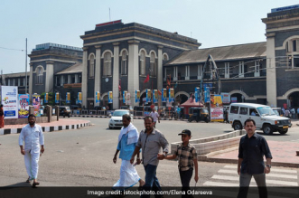 Swachhata Hi Seva Thiruvananthapuram Central Station says no to plastic disposables