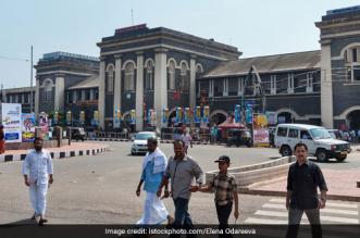 Swachhata Hi Seva Thiruvananthapuram Central Station says no to plastic disposables